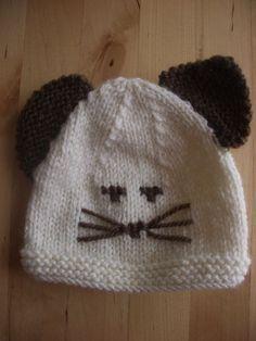 bonnet chat prema   crochet   Pinterest   Crochet 5f3cdf890d3