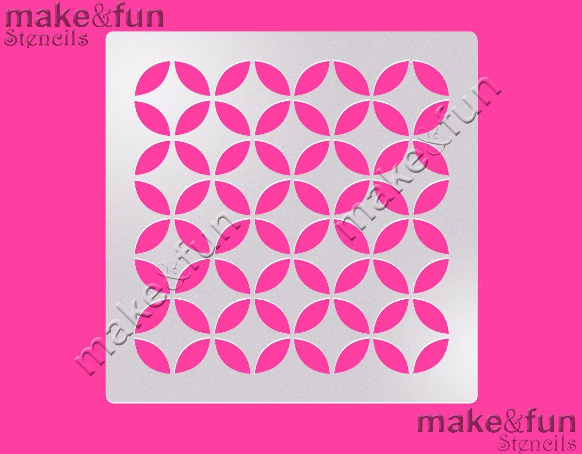 Decoupage Stencil Schablone Kuchen Airbrushing Pattern Stencil Cookie Stencil