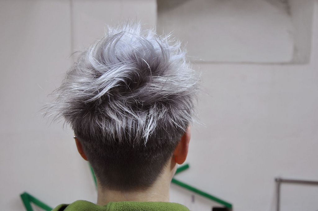Best Ash Gray Hair Dye Set | Dark grey hair, Grey hair dyes and ...