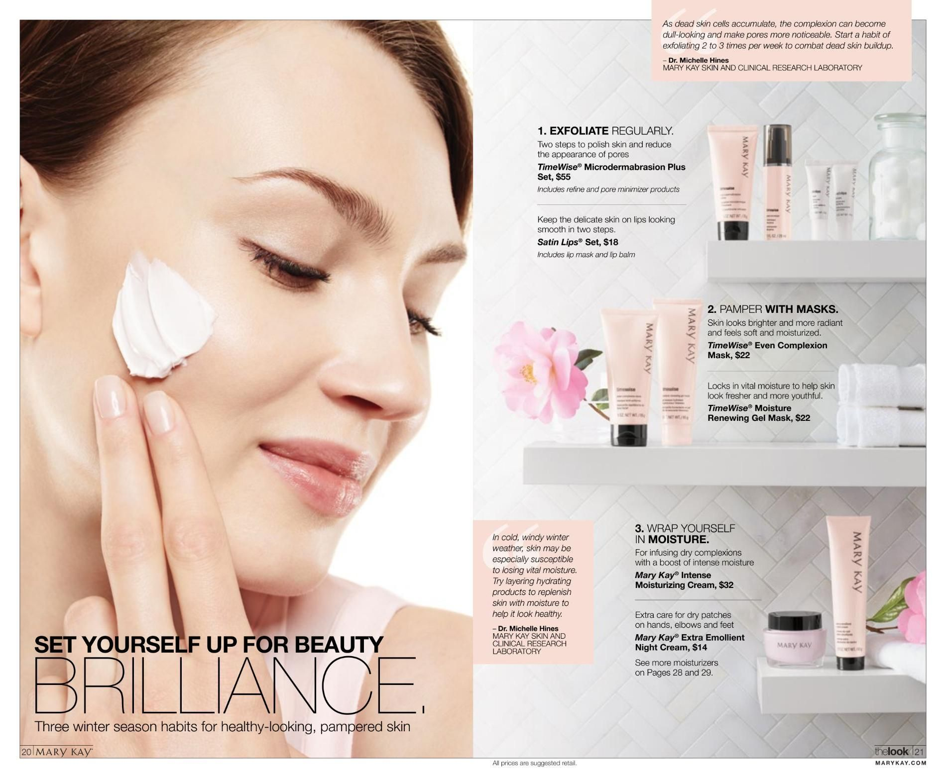 welcome to the mary kay ecatalog