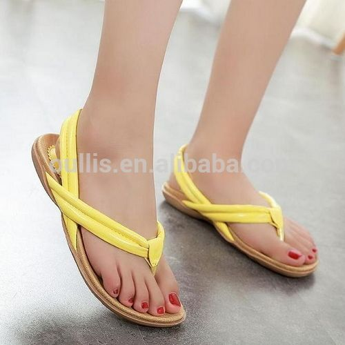 New fashion ankle strap lace up ladies fancy flat sandals sexy black and  beige flat summer sandals PF3770, View New fashion ankle strap lace up  ladies fancy ...