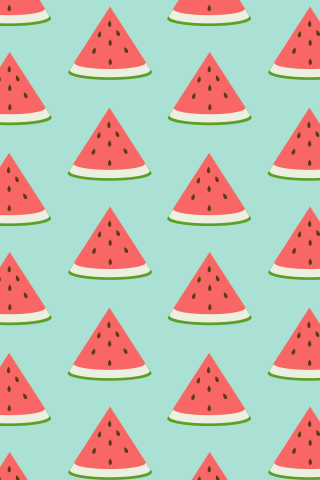 Watermelon Pattern Find More Epic IPhone Android Wallpapers
