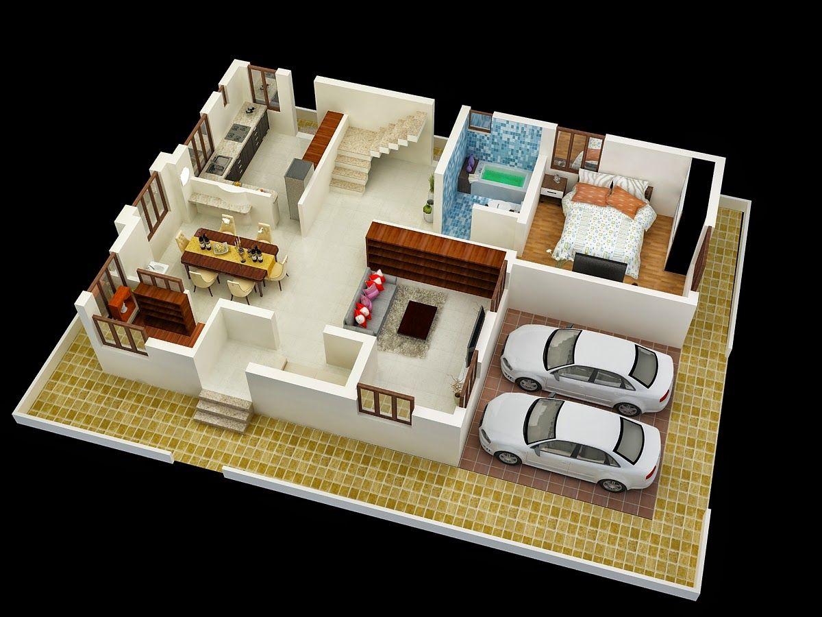 Duplex House Plan Design Duplex House Interior Architecture India Google  Search Part 73