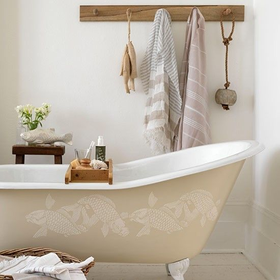Optimise Your Space With These Smart Small Bathroom Ideas Small - Fish bath towels for small bathroom ideas