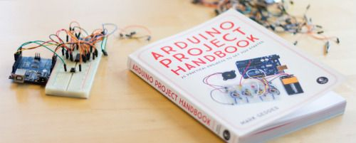 MakeUseOf: Arduino Project Handbook Review & Giveaway