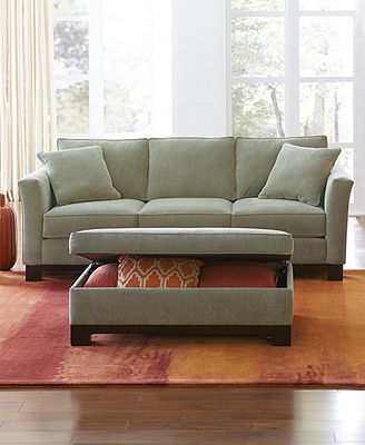 Delicieux Kenton Fabric Sofa Living Room Furniture Collection
