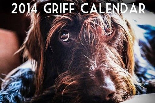 2014 Griff Calendar - $24.00