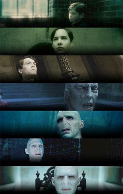 Tom Marvolo Riddle Evolution  Tom Marvolo Riddle Through the Years