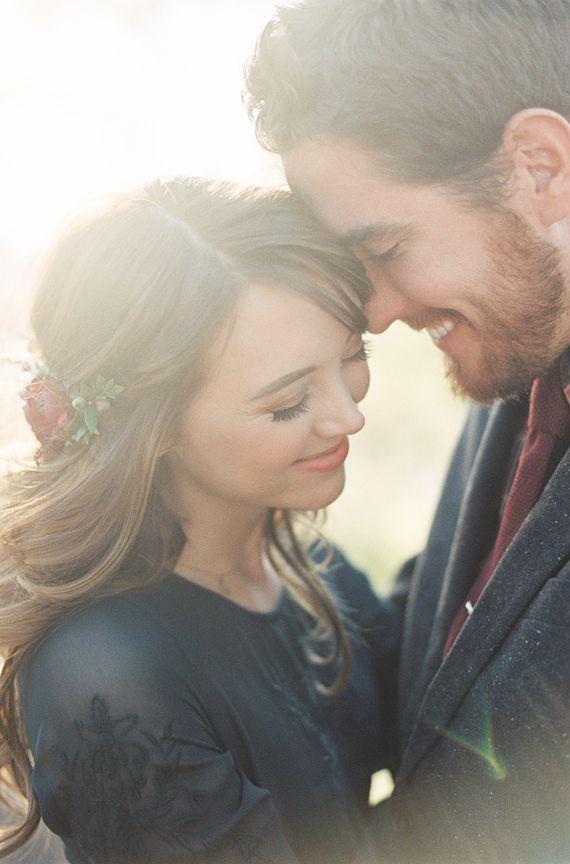 Romantic Griffith Park engagement shoot | Los Angeles