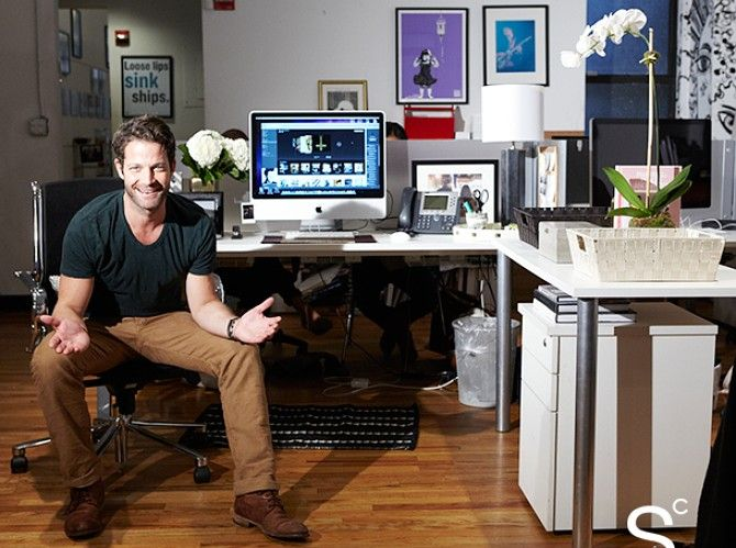 Office Makeover Nate Berkus Shows How To Transform Your Workspace The Vivant