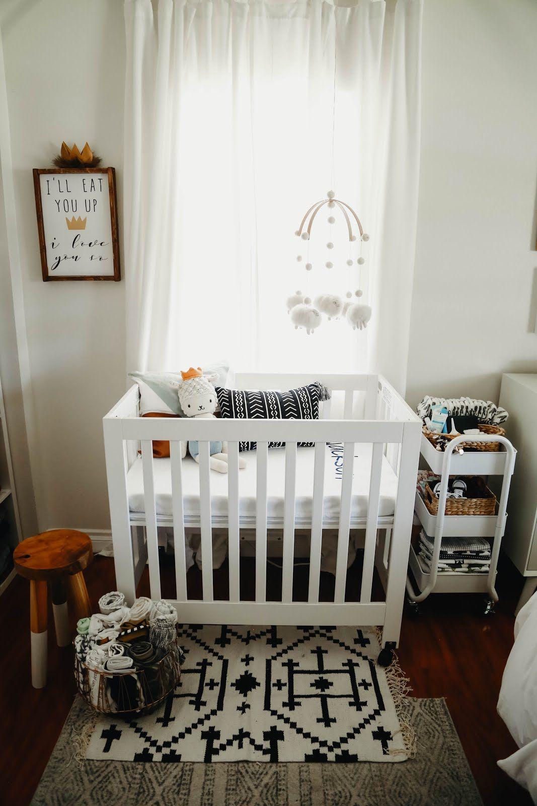 shared bedroom nursery reveal Shared bedroom, Mansion