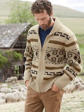The Original Westerley  This Pendleton classic debuted in  72. When The Dude  wore an original in the film