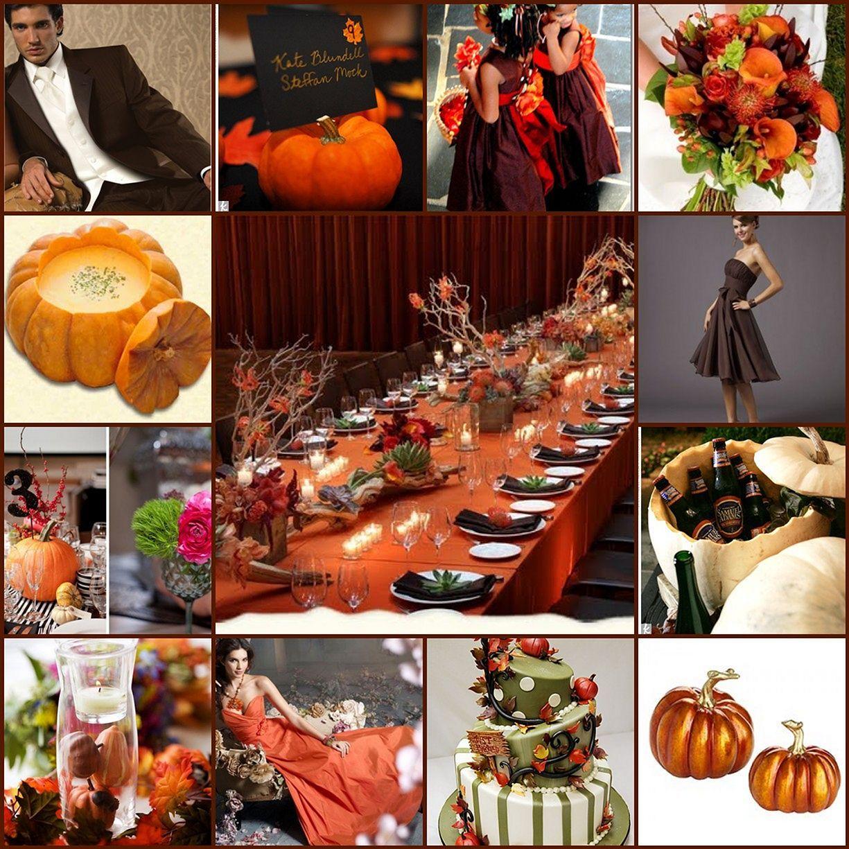 Fall wedding decor 2018  Top  Fall Wedding Theme  for Inspiration  House  Pinterest