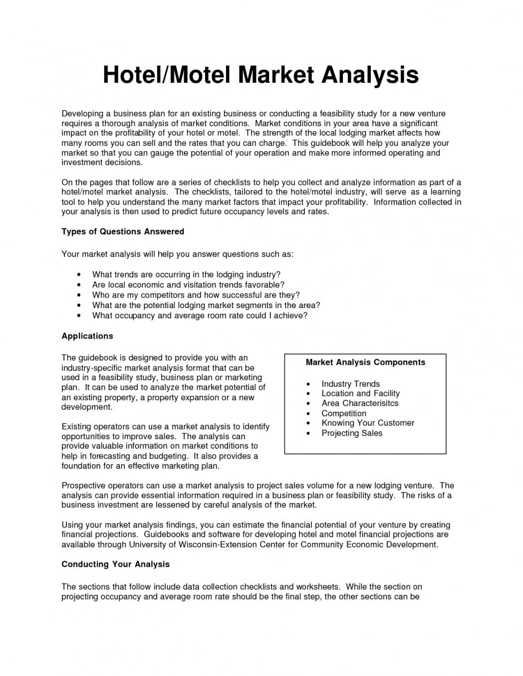 market research jobs 2020 in 2020 Business plan template