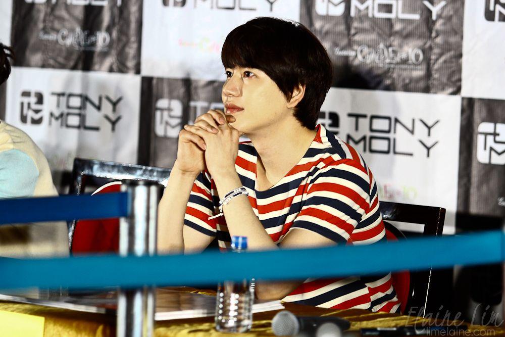 SUPER JUNIOR | Cho Kyuhyun <3 #HappySiwonDay