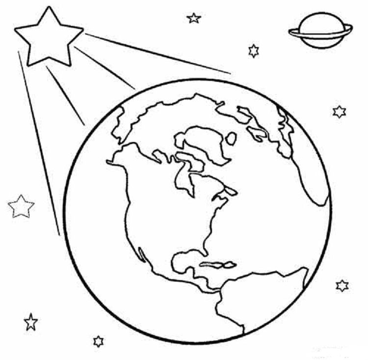 Planet Earth Coloring Pages Earth Coloring Pages Coloring Pages Earth Day Coloring Pages