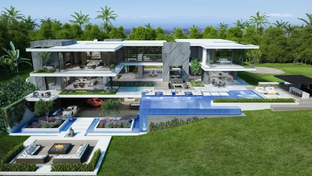 Perfect Concept Design Of Dream Mansion Dream Mansion Luxury Homes Dream Houses Big Mansions
