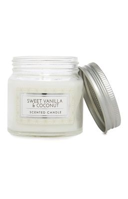 Vanilla And Coconut Candle