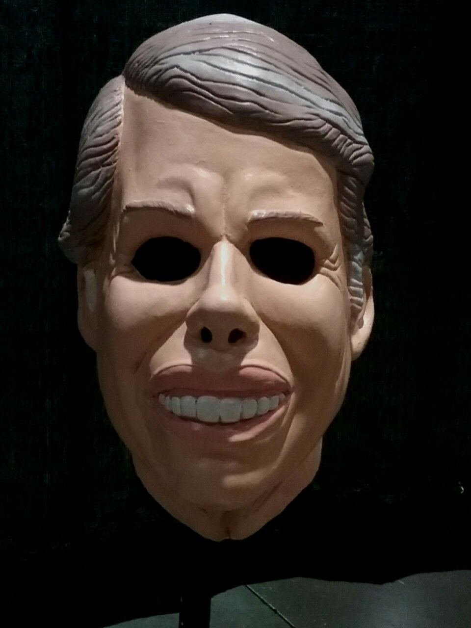 Point break jimmy carter replica mask, sculpted by cmwilliamsfx ...