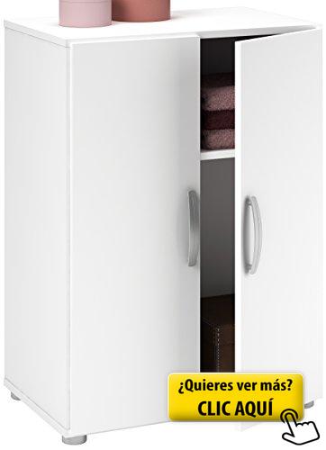 Fashion Home Mueble Auxiliar Keaton A5 Blanco 81 x... #mueble ...