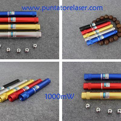 Puntatore laser blu 1000mw(1W) potente portatile è più visibile al mondo che si può legalmente possedere.  http://www.puntatorelaser.com/Puntatore-laser-blu-1000mw-potente-portatile.html