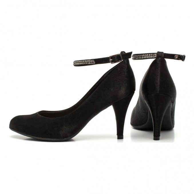 clearance in China Piccadilly Piccadilly High Heel Black with paypal ZwRmPIbYDG