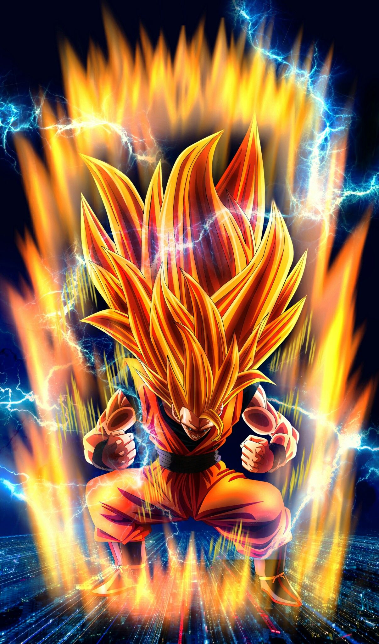 Goku Super Sayajin 3 Dragon Ball Wallpapers Anime Dragon Ball