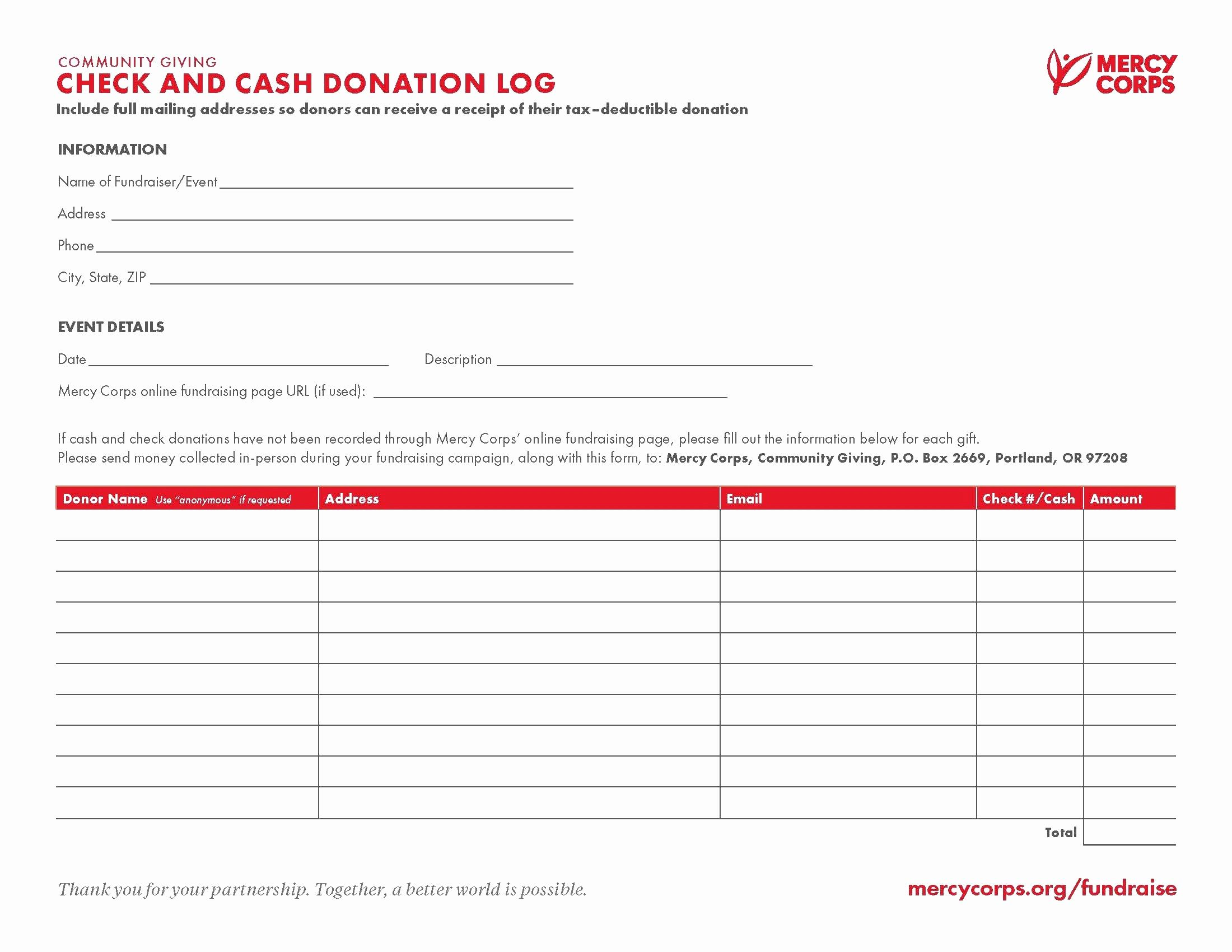Awesome 34 Inspirational 501c3 Donation Receipt Template Receipt Template Fundraising Online Fundraising