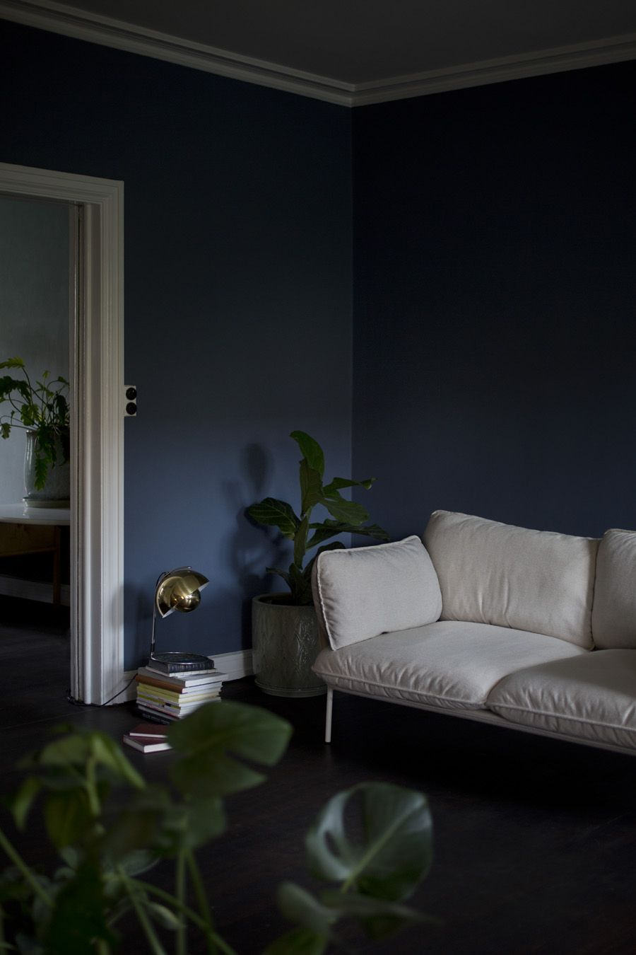 Home interior colour andtradition aw  interiors blue walls and wall colors