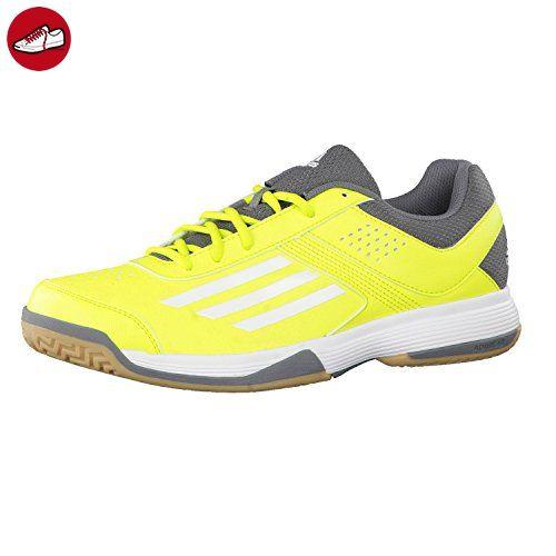 adidas Herren Handballschuhe counterblast 3 semi solar yellow/ftwr  white/vista grey s15 40