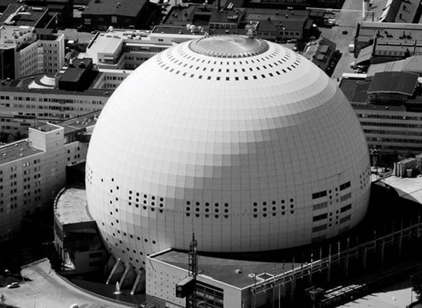 Ericsson Globe.