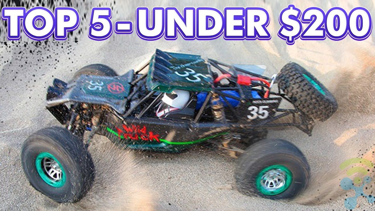 TOP 5 Best Rc Car Under 200 You Can Buy in 2020 in 2020