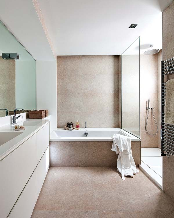 Reforma e interiorismo estudio dai10 ba o decoraci n ba os ba os duchas y cuarto de ba o - Interiorismo banos modernos ...