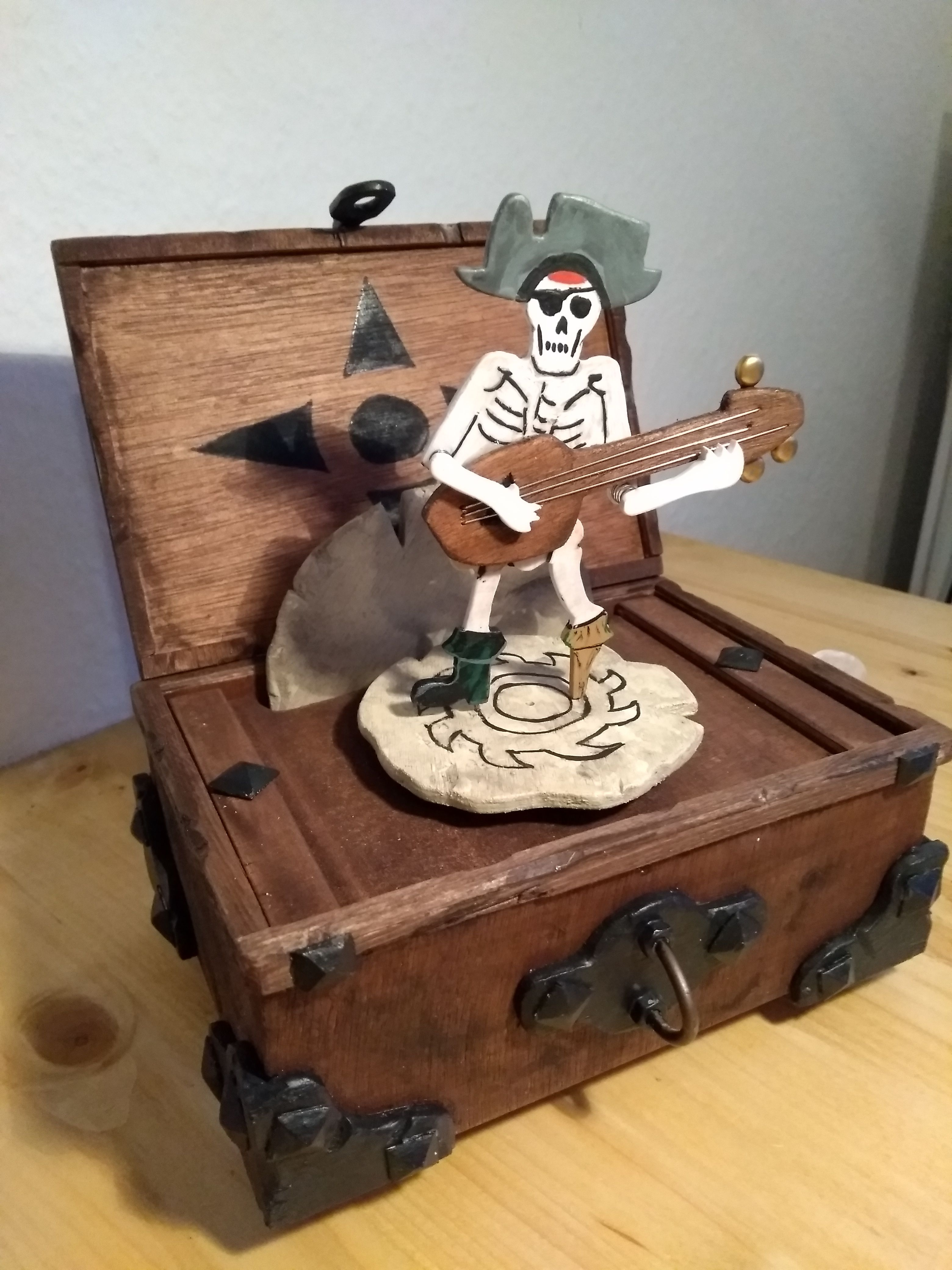 Xbox Game Sea Of Thieves This Is An Artwork Musicbox From Me