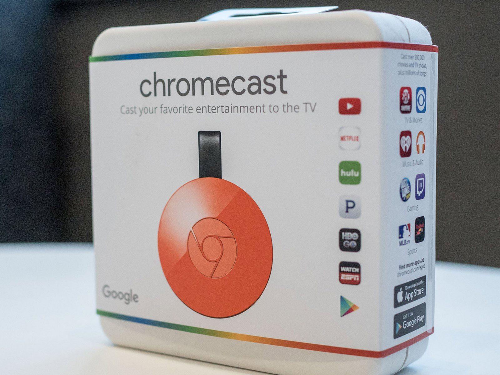 Google Chromecast 2 (2015) NEW SEAL Giá 1.190.000đ