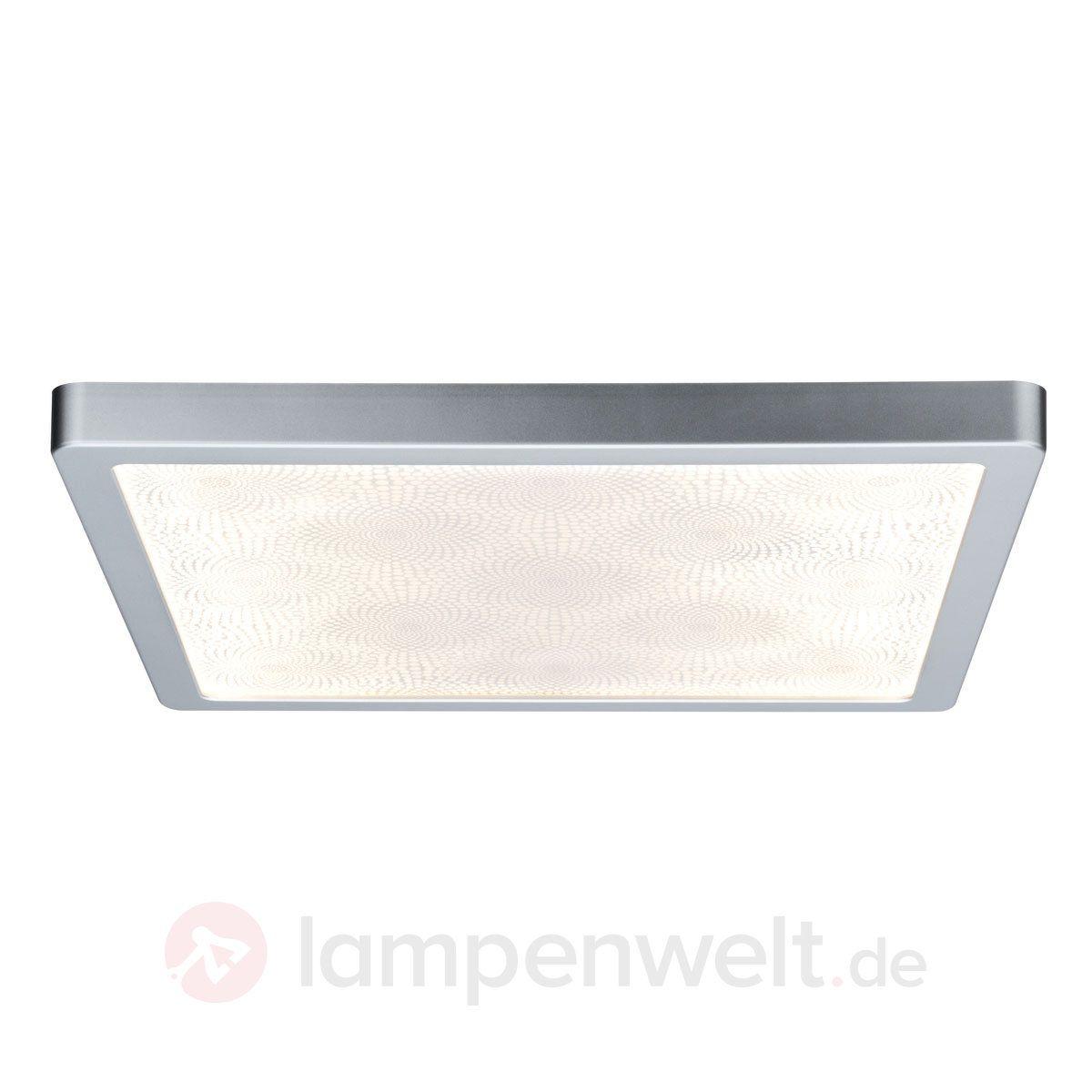 LED Bad Deckenlampe Ivy Quadratisch 20W Sicher U0026 Bequem Online Bestellen  Bei Lampenwelt.