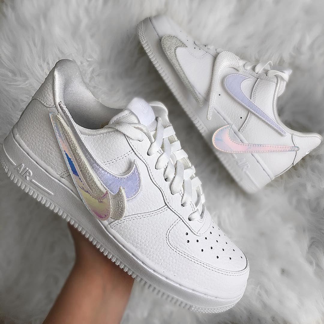 Nike Air Force 1 100. So viele Möglichkeiten .   Zapatillas
