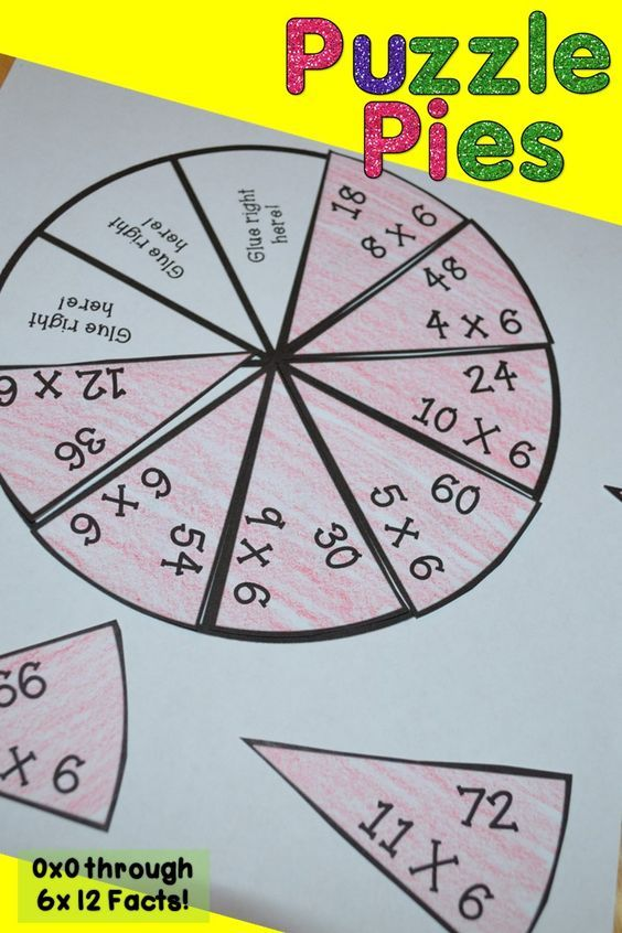 Do your students need more multiplication practice? Are they tired ...