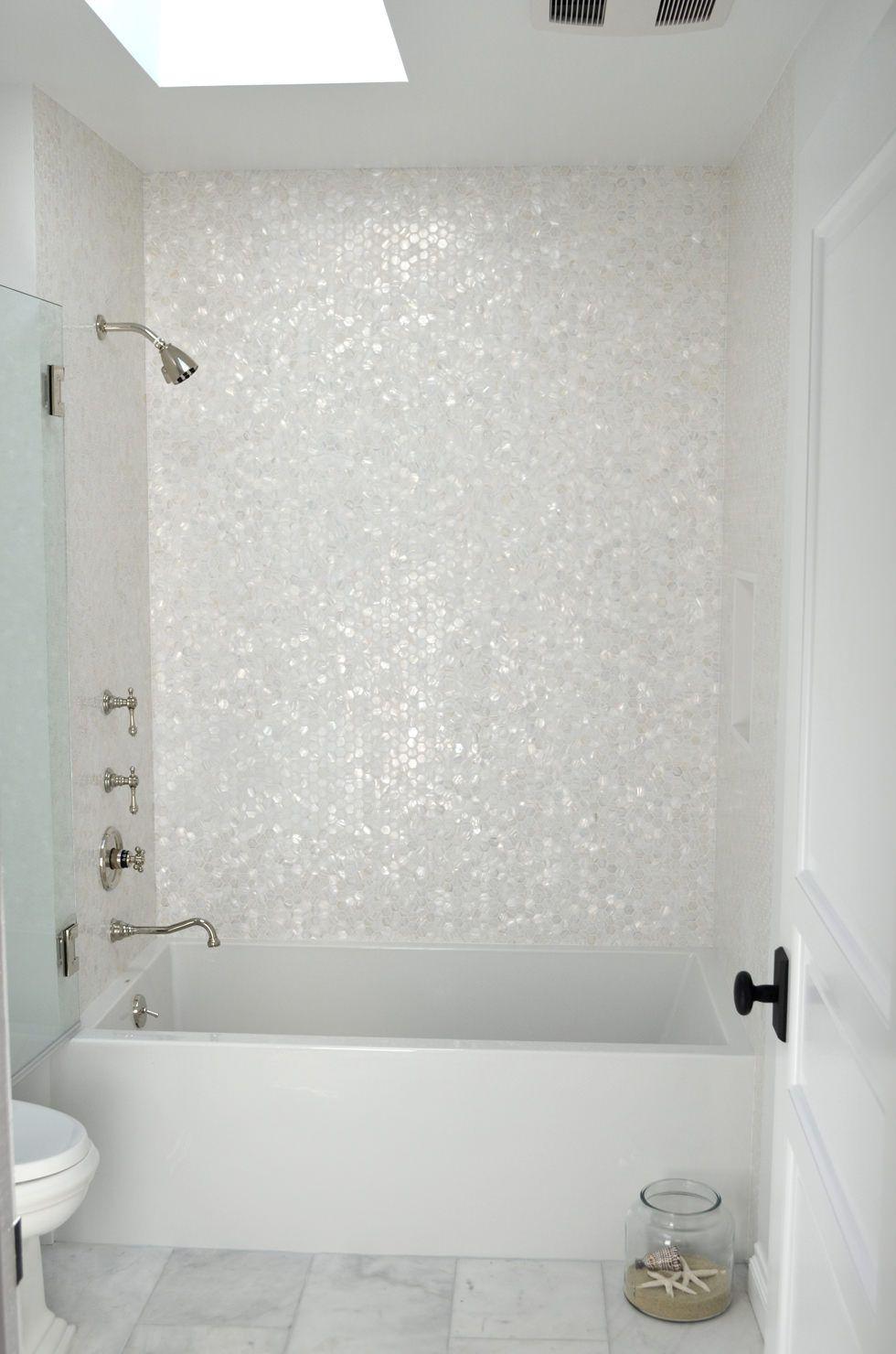 Piastrelle bagno esagonali simple piastrelle per bagni moderni effetto mosaico esagonale - Piastrelle bagno mosaico ...