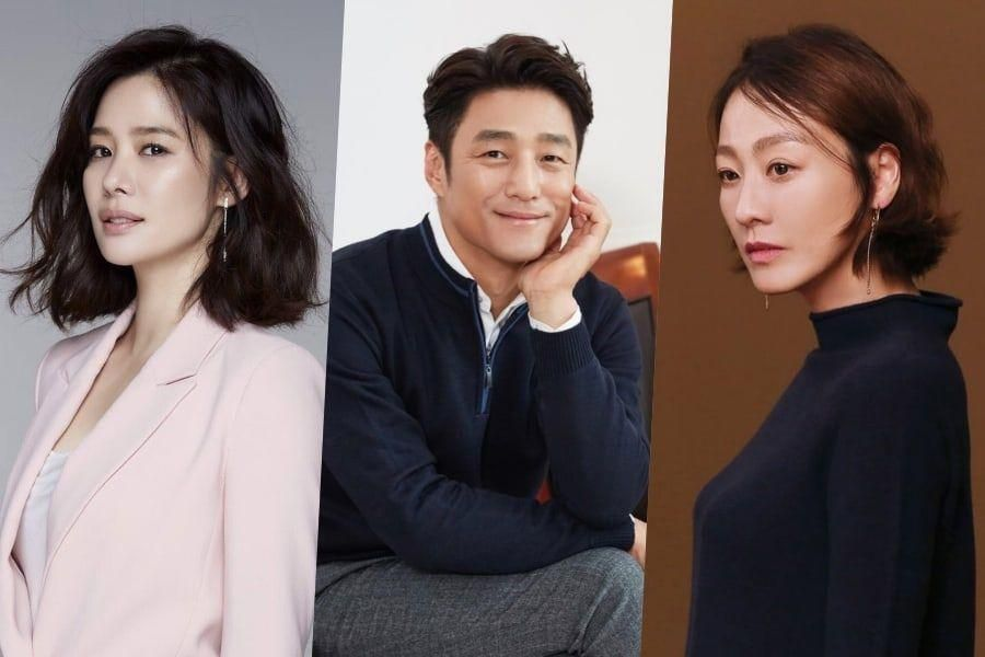"Kim Hyun Joo Joins Talks Along With Ji Jin Hee And Lee Mi Yeon For JTBC Remake Of BBC Series ""Undercover"""