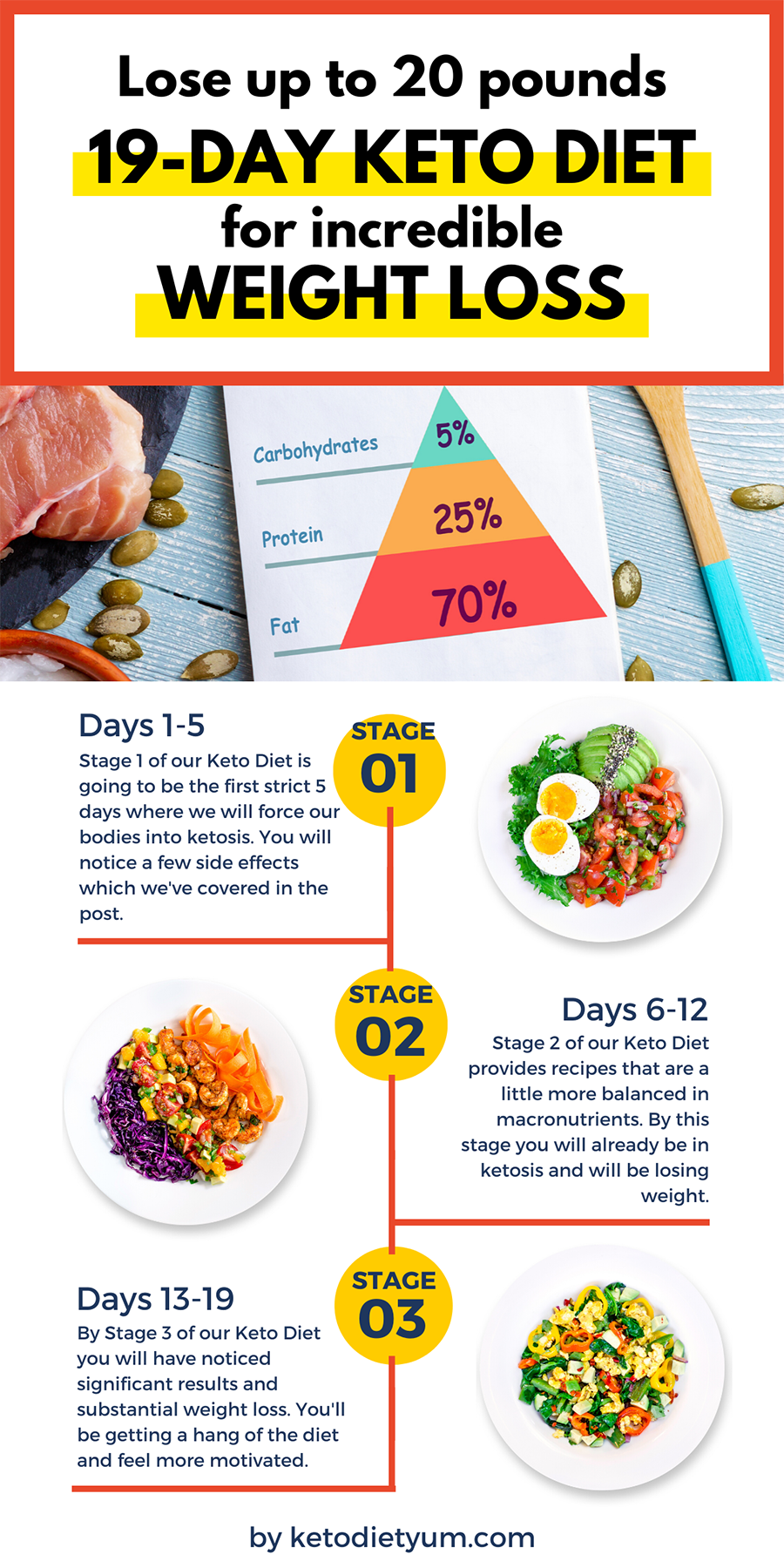 first high fat diet