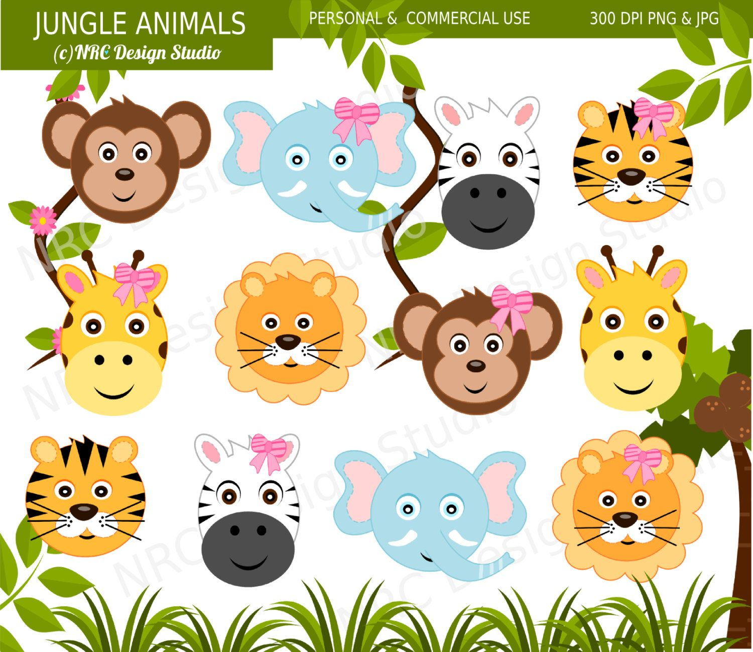 pinterest clipart animals - photo #8