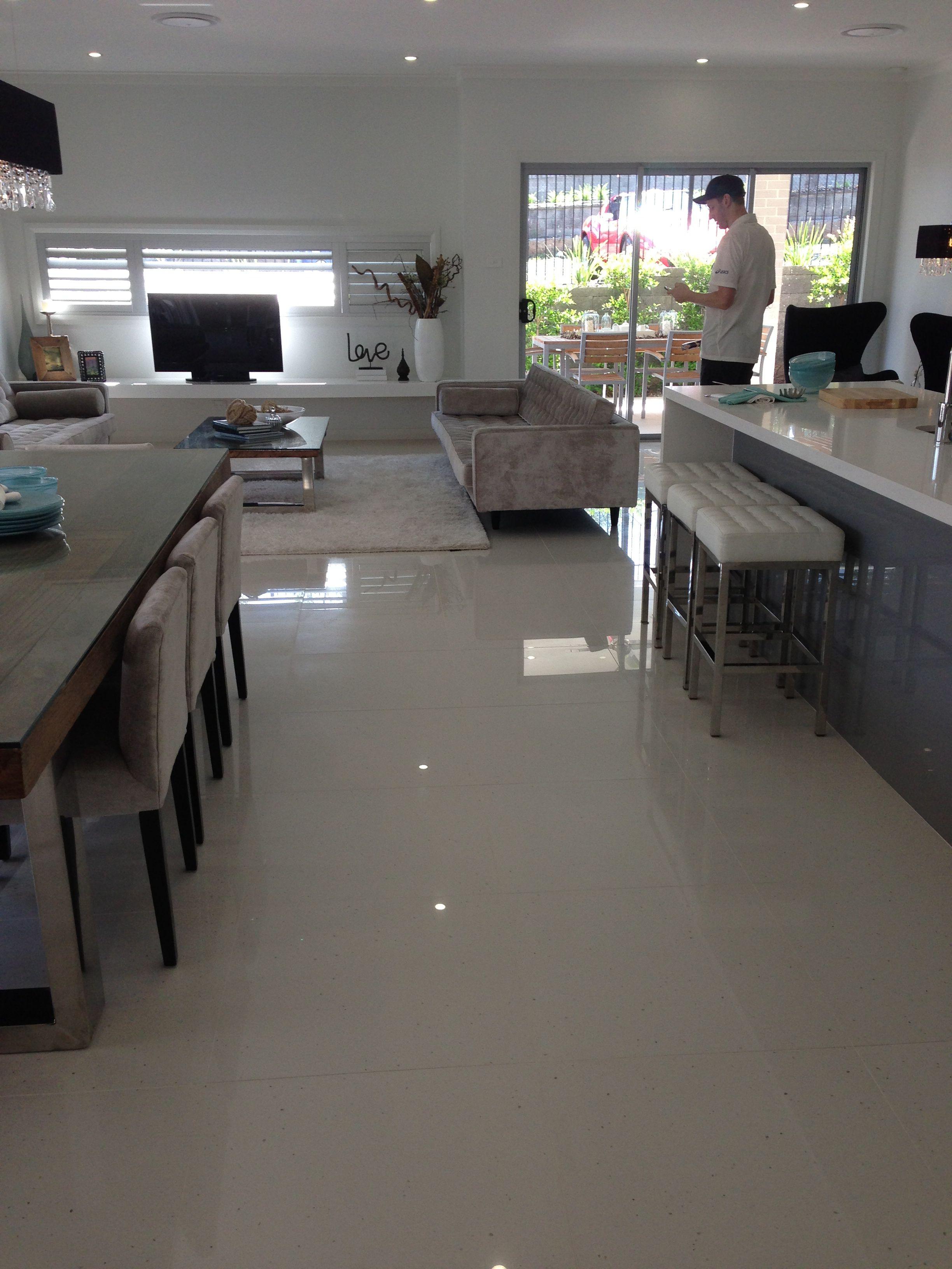 Masterton homes floor plans homes home plans ideas picture - White Floor Tiles Masterton Homes Kitchen Livingopen Planhome Ideastiles