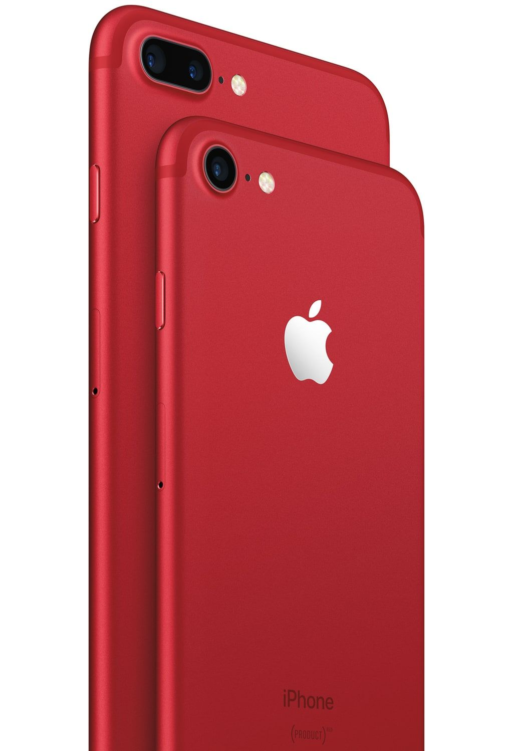 9bd04080f477 Apple introduced a red version of the iPhone 7 and iPhone 7 Plus on  Tuesday, March 21, to commemorate the company's 10-plus-year partnership  with ...