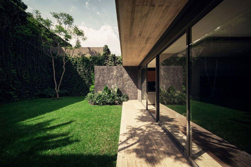 Casa sierra leona by josé juan rivera río 3 · juan riveramexico housemexico citymodern