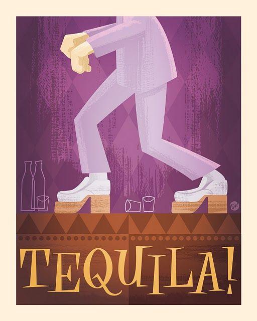 Pee wee tequila