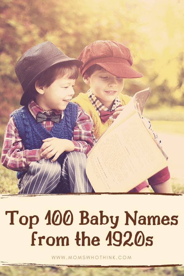 36+ Unique 1920 boy names ideas in 2021