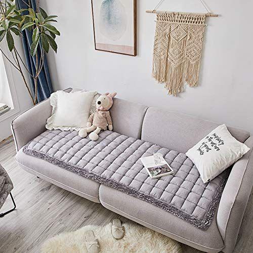 Weiwei Cotton Sofa Slipcover Four Seasons Universal Thickened