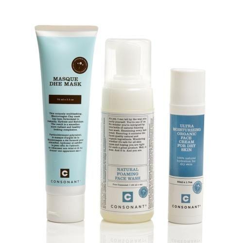 Photo of Consonant Skincare Healthy Skin Care Detox Kit