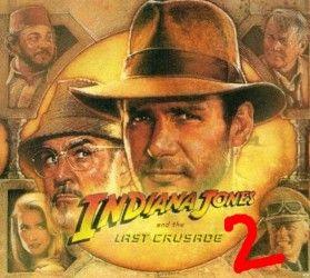 Indiana Jones 3 and The Last Crusade 1989 Movie …